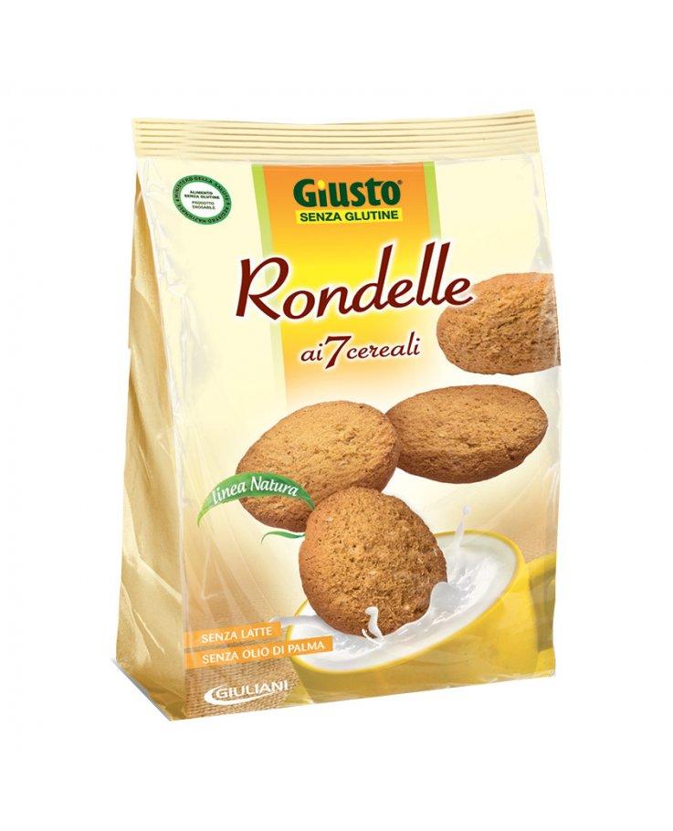 Giusto Senza Glutine Rondelle 7 Cereali
