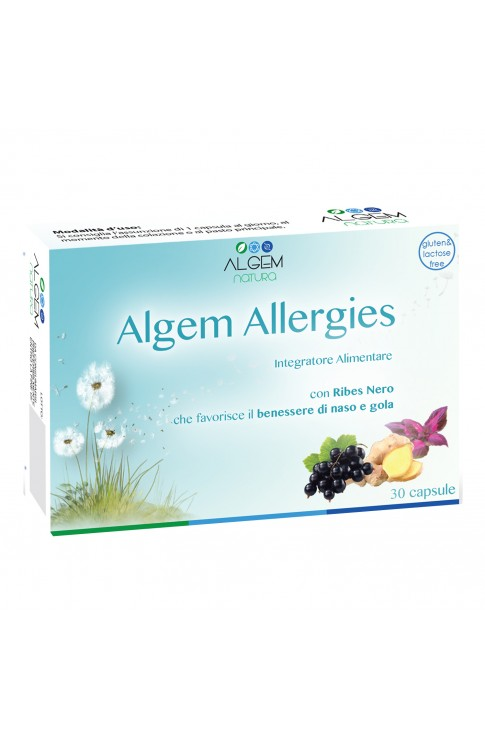 Algem Allergies 30 Capsule