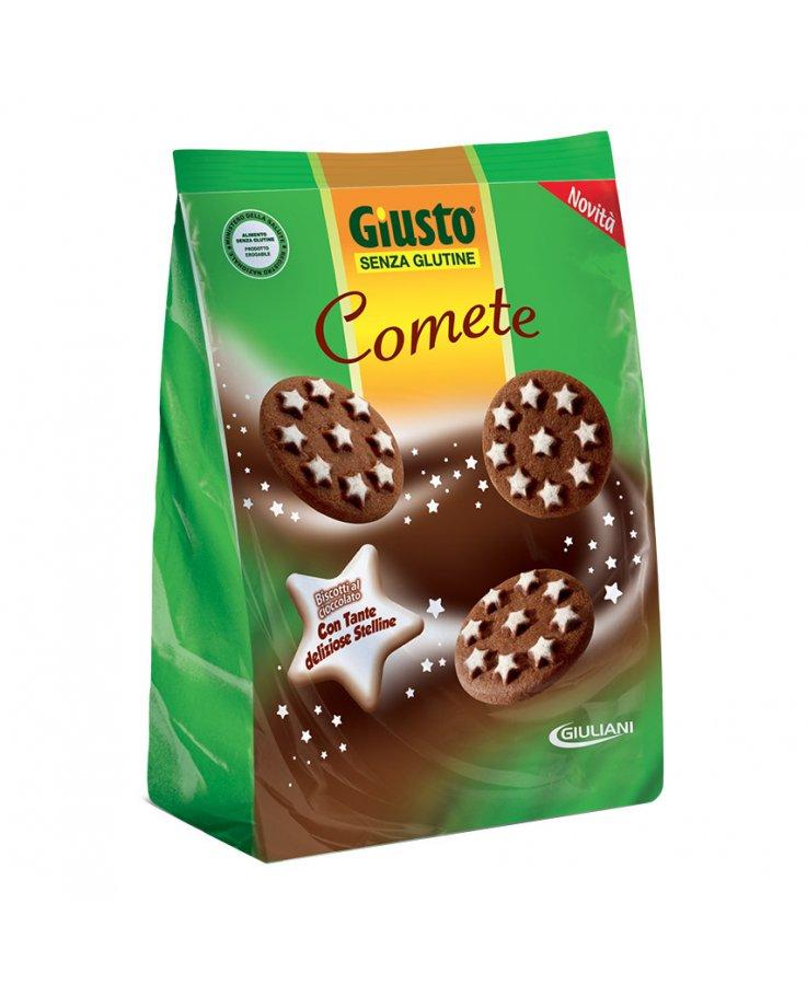 Giusto Senza Glutine Comete Biscotti 200g