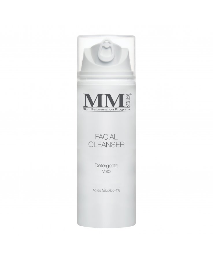 MM SYSTEM Facial Cleans 4%
