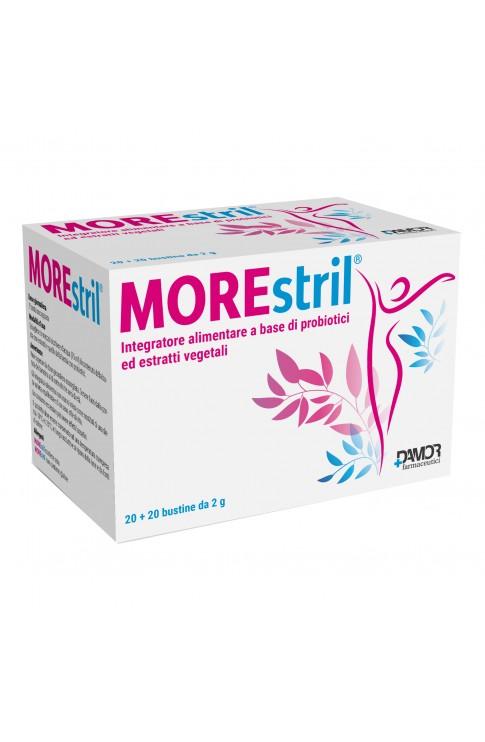 Morestril 20+20 Bustine