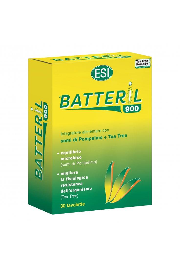 Tea Tree R Batteril 900 30 Tavolette