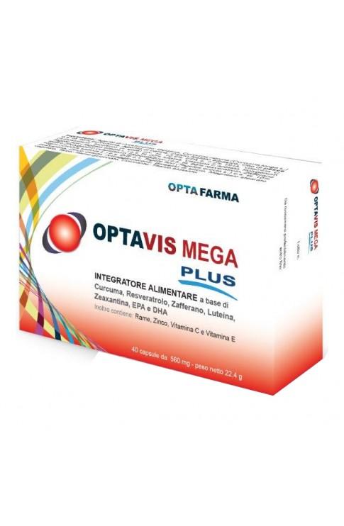 OPTAVIS MEGA Plus 40 Cps