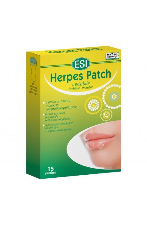 Tea Tree Herpes Patch 15 Pezzi