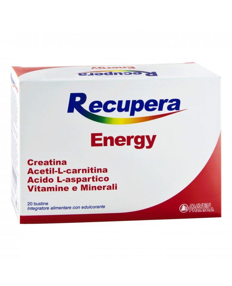 RECUPERA Energy 20 Bust.