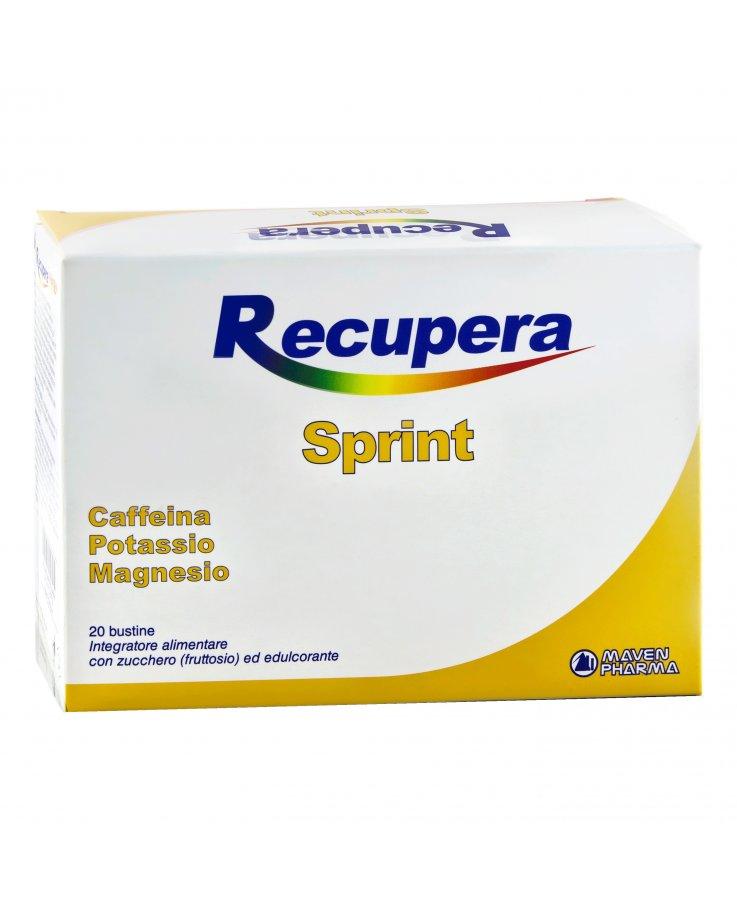 RECUPERA Sprint 20 Bust.