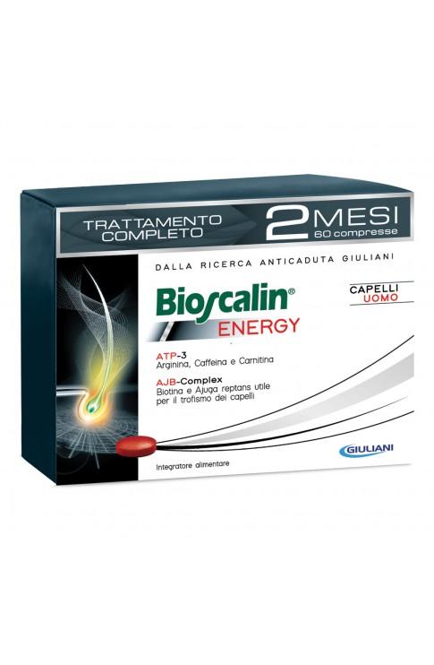 BIOSCALIN Energy Uomo 60 Cpr
