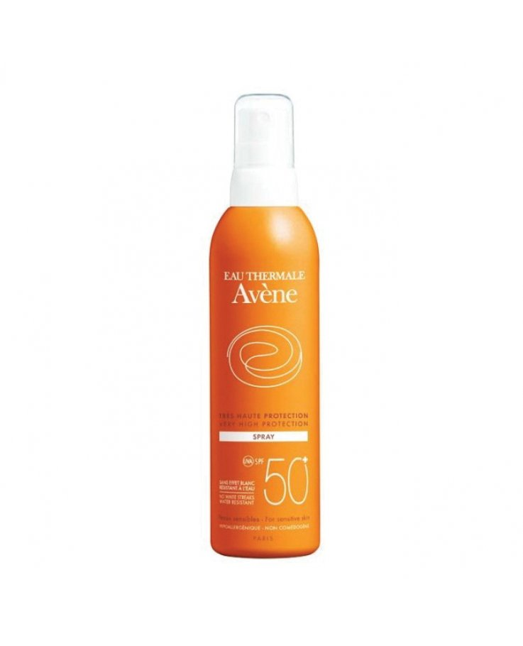 Spray 50+ 200ml Avène Solare
