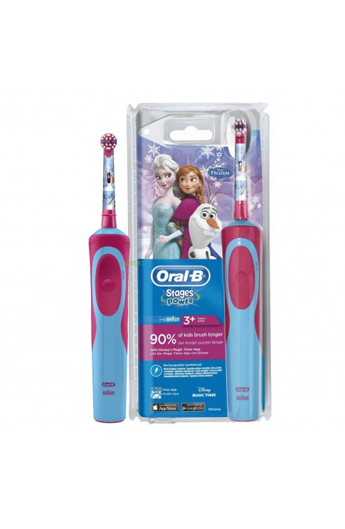 Oral-B Power Spazzolino Elettrico Frozen