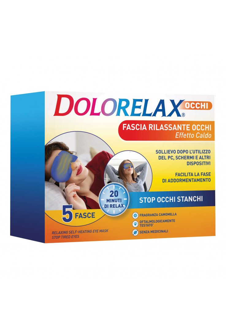 Dolorelax Fascia Lombare Risc
